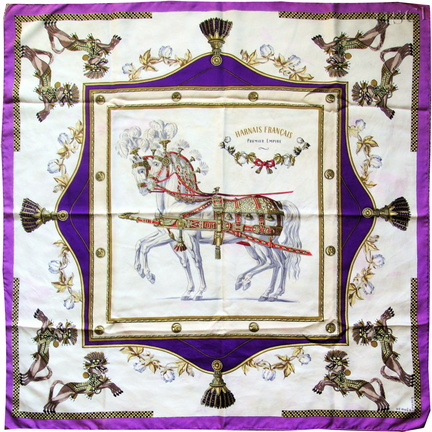HARNAIS PREMIER EMPIRE Grygkar PURPLE